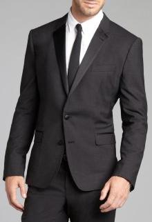 2 Button Semi-Formal Tuxedo AT-17